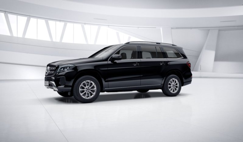 Аренда Mercedes-Benz GLS full
