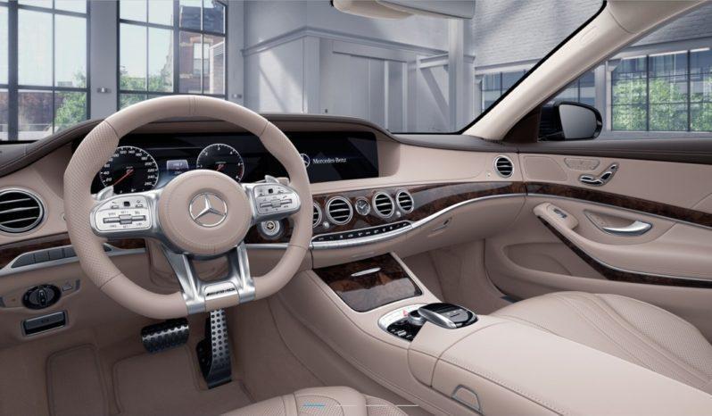 Mercedes-Benz S-Class 222 full