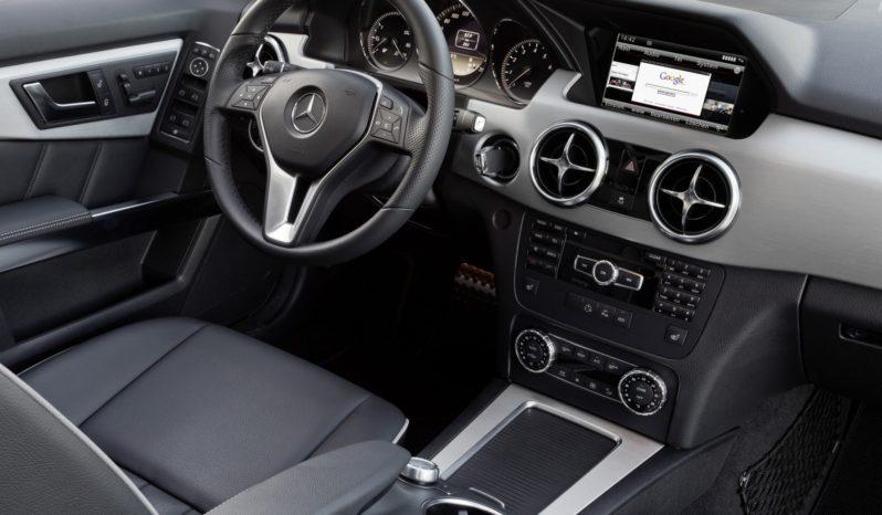 Аренда Mercedes-Benz GLK full