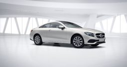Аренда Mercedes E200 Coupe 212