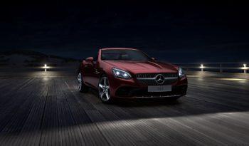 Mercedes SLK Roadster Cabriolet full