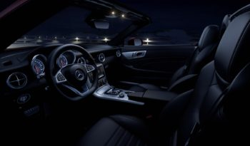 Аренда Mercedes SLC Roadster Cabriolet full