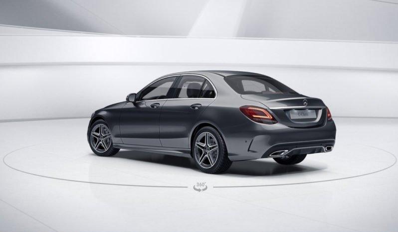 Mercedes-Benz C-180 Silver full