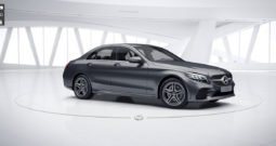 Mercedes-Benz C-180 Silver