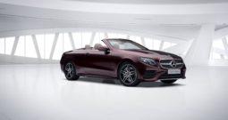 Mercedes E 300 Sport Cabriolet