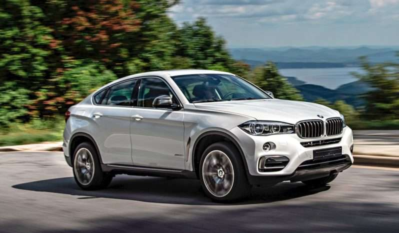 Аренда BMW X6 full