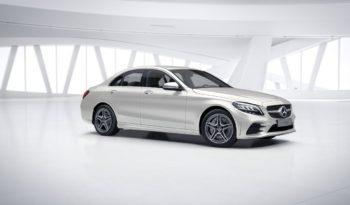 Аренда Mercedes-Benz C180 Silver full