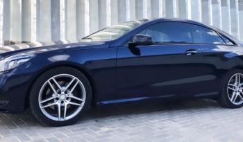 Mercedes-Benz E250 Coupe full