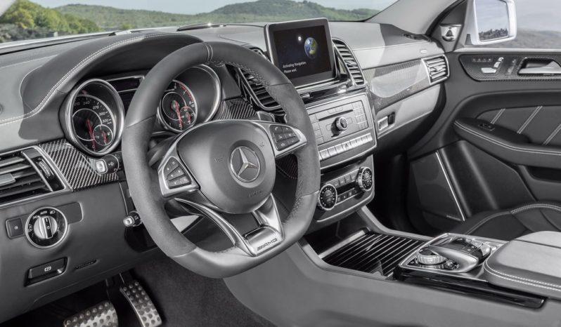Mercedes-Benz GLE full