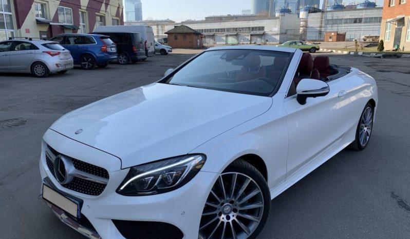 Mercedes-benz C220 full