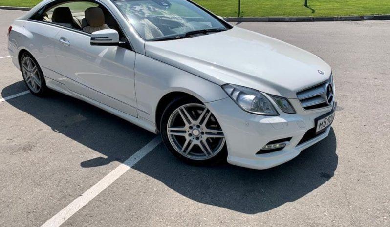 Mercedes E200 Coupe full